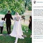 Mąż Ashlee Simpson pochwalił się zdjęciami ze ślubu!