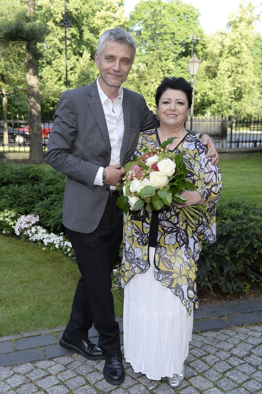 Mąż bardzo ją wspiera /Tricolors /East News