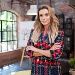 Mąż Izabeli Janachowskiej pomaga jej w tworzeniu marki