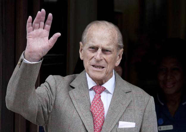 Mąż królowej Elżbiety II zmarł w piątek w wieku 99 lat /KAREL PRINSLOO /PAP/EPA