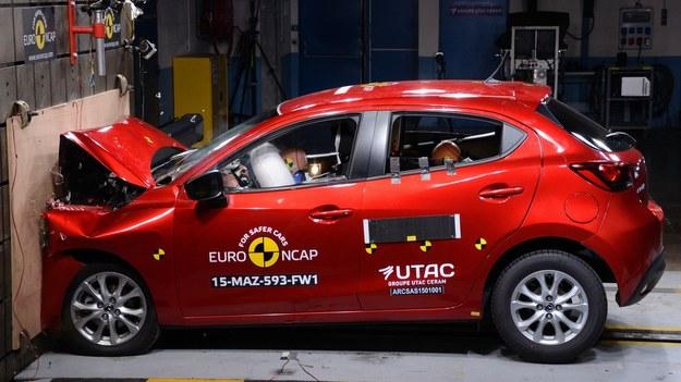 Mazda 2 /Euro NCAP