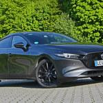 Mazda 3 e-SkyactivX – jeździ jak benzyniak, pali jak diesel