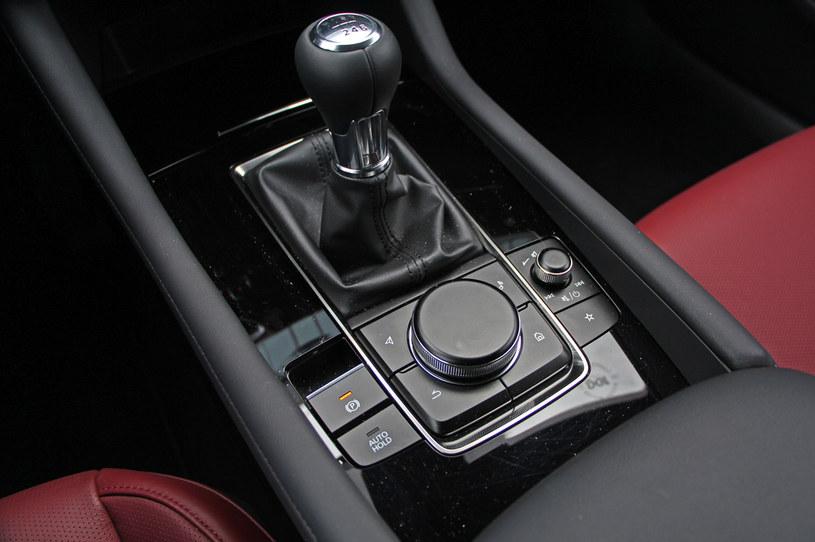 Mazda 3 e-SkyactivX /INTERIA.PL