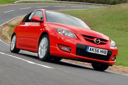 Mazda 3 / kliknij /INTERIA.PL
