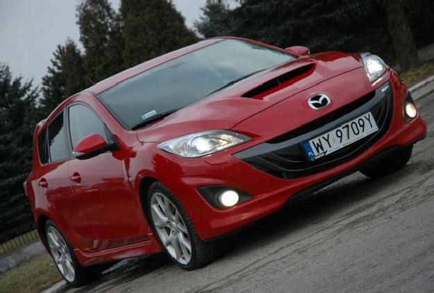 Mazda 3 MPS /INTERIA.PL
