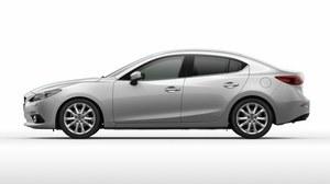 Mazda 3 Sedan - oficjalne informacje