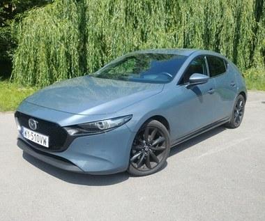 Mazda 3 z pierwszym takim silnikiem na świecie