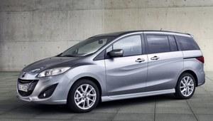 Mazda 5 bez następcy!