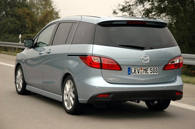 Mazda 5 /INTERIA.PL