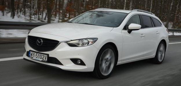 Mazda 6 2.2 SkyActiv-D, pomimo silnika o sporej pojemności, okazała się najbardziej oszczędna w swojej klasie. Również benzynowe jednostki SkyActiv-G należą do oszczędnych. /Motor