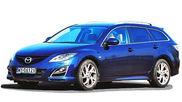 Góra Używana Mazda 6 II (2007-2012) - Mobilna INTERIA w INTERIA.PL AB32