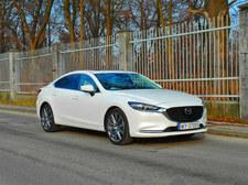 Mazda 6 na zdjęciach