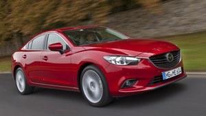 Mazda 6 - pierwsza jazda