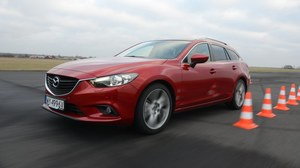 Mazda 6 Sport Kombi 2.0 SkyPassion - test