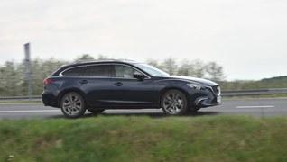 Mazda 6 Sport Kombi 2.2 SkyActiv-D 4x4
