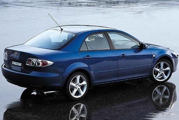 Mazda 6 zajęła w plebiscycie 2. miejsce (kliknij) /INTERIA.PL
