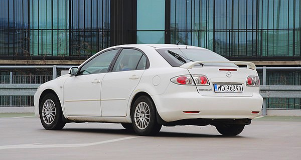 Mazda 6 /Motor