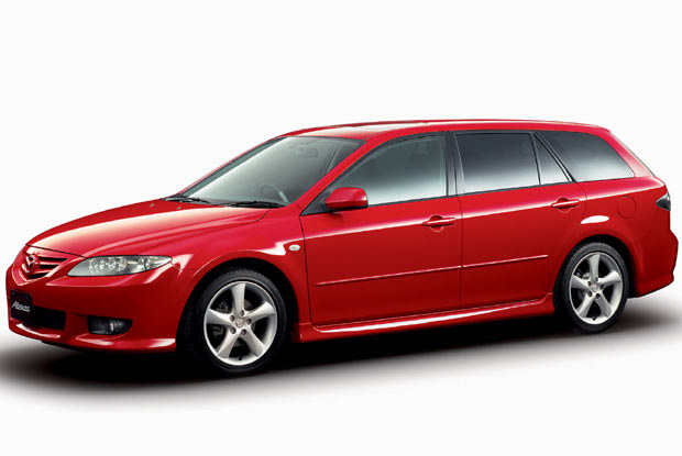 Mazda Atenza/Mazda6 SPORT WAGON 4WD (kliknij) /INTERIA.PL