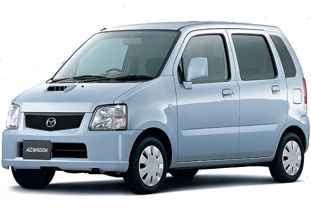 Mazda AZ-Wagon (kliknij) /INTERIA.PL