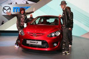 Mazda: będzie wojna z Toyotą?