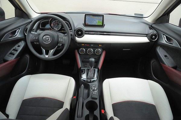 Mazda CX-3 (2015-)