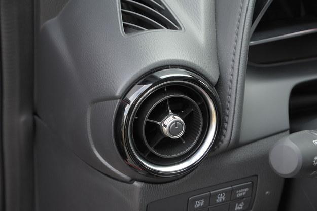 mazda cx-3 nawiew /Motor