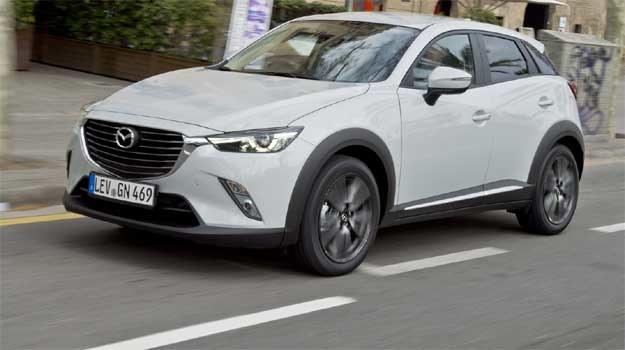Mazda CX-3 /