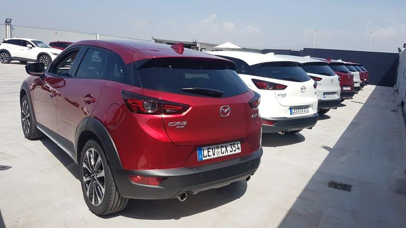 Mazda CX-3 /INTERIA.PL