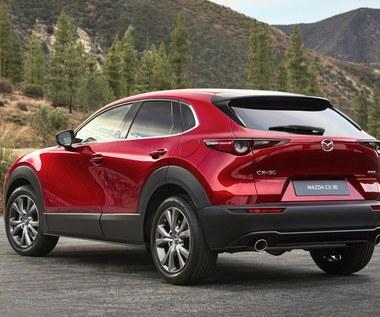 Mazda CX-30 z polskimi cenami