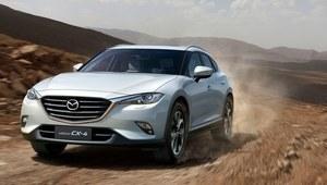Mazda CX-4 już jest