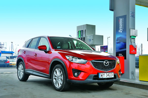 Mazda CX-5 2.0 Skyactiv-G 4x4 AT Sky Passion