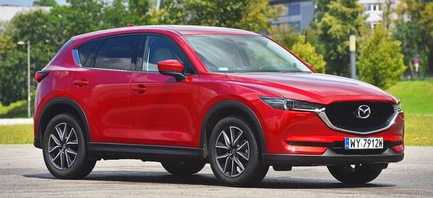 Mazda CX-5 2017. /Motor