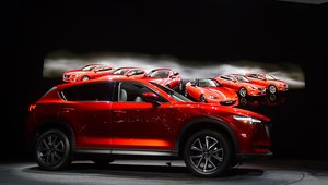 Mazda CX-5 drugiej generacji zaprezentowana