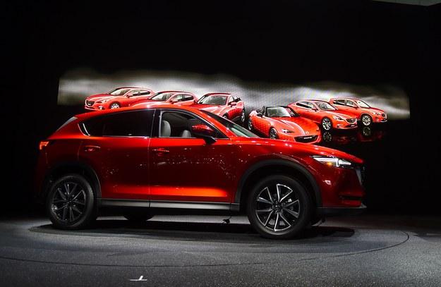 Mazda CX-5 /AFP
