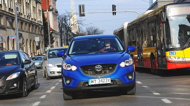 Mazda CX-5 /Motor