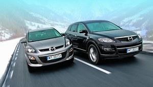 Mazda CX-7 i CX-9 - porównanie