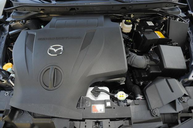 mazda cx-7 silnik 2.3 /Motor