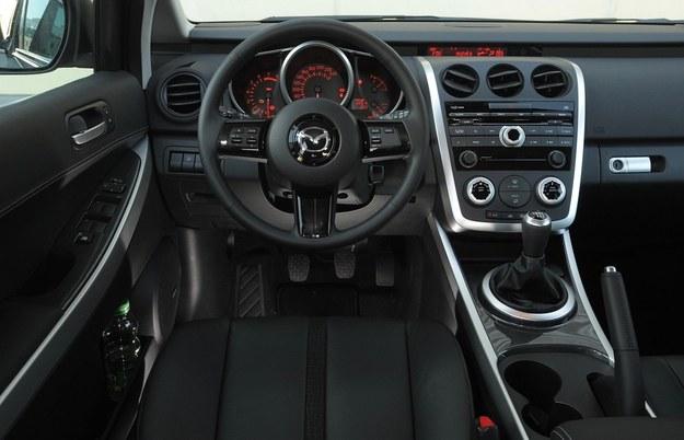 Mazda CX-7 /Motor