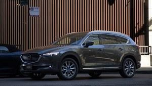 Mazda CX-8, czyli zupełnie nowy SUV