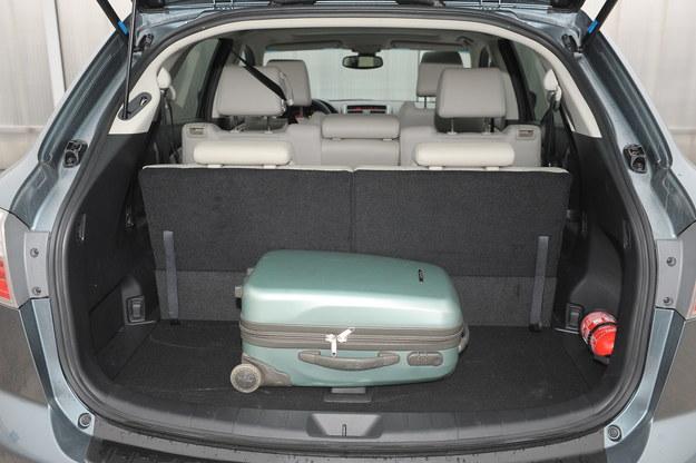 mazda cx-9 bagażnik /Motor