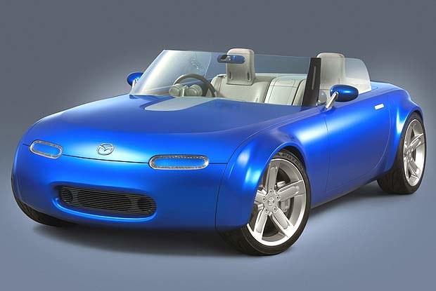 Mazda Ibuki (kliknij) /INTERIA.PL