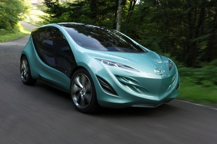 Mazda kiyora /