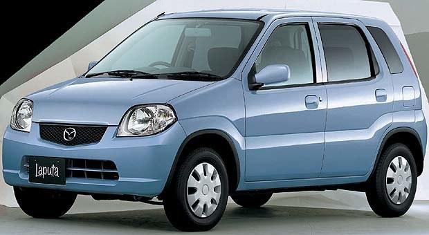 Mazda Laputa (kliknij) /INTERIA.PL