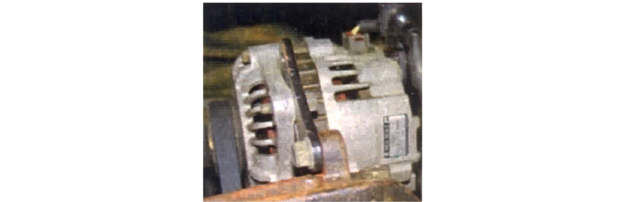 mazda mx-3 alternator /Motor