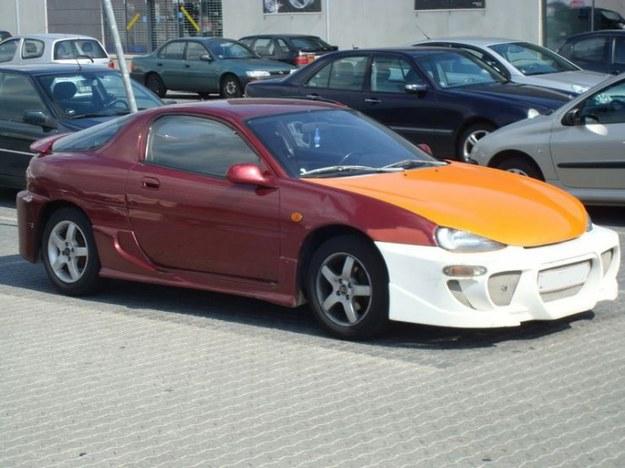 Mazda MX-3?