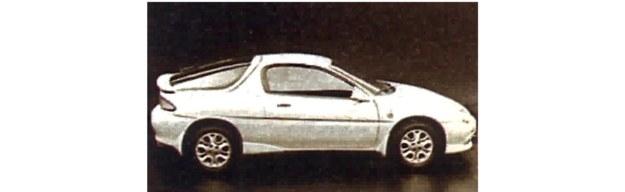 mazda mx-3 /Mazda