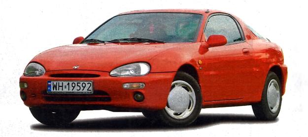 mazda mx-3 /Motor
