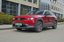 Mazda MX-30 – świetne auto dla bardzo konkretnego odbiorcy