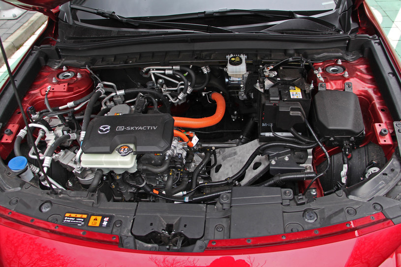 Mazda MX-30 /INTERIA.PL