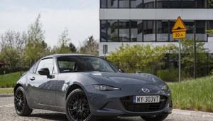"""Mazda MX-5 """"100"""" już w Polsce"""